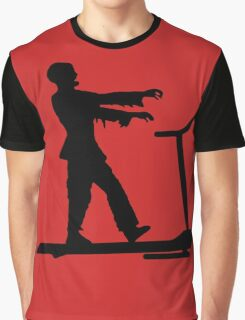 Zombie walking in the dead! Graphic T-Shirt