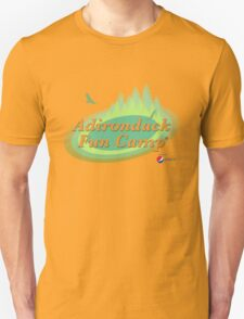 Adirondack Fun Camp Unisex T-Shirt