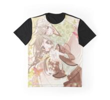 Fox Demon and his Love Graphic T-Shirt