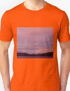 Purple Sky Unisex T-Shirt