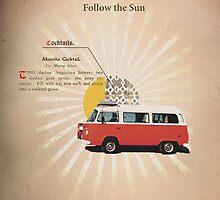The Sun by Frank  Moth