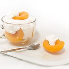 Peaches & Cream I by SeeOneSoul