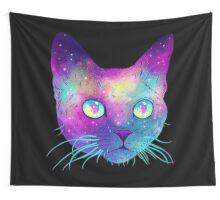 Cat Galaxy Wall Tapestry