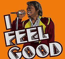 I Feel Good! by GualdaTrazos