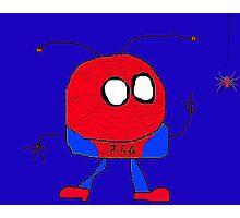Spider Mooky Photographic Print