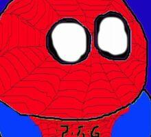 Spider Mooky Sticker