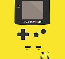 Retro Video Game Boy Console iPhone 4 Case / iPhone 5 Case / Samsung Galaxy Case / Pillow / Tote Bag / Duvet / iPad Case by CroDesign