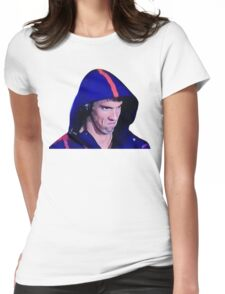 Phelps Face Womens Fitted T-Shirt