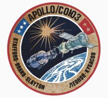 Apollo Soyuz Test Program Kids Tee