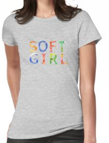 SOFT GIRL Womens Fitted T-Shirt