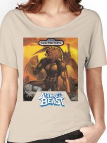 Sega Altered Beast Transparent  Women's Relaxed Fit T-Shirt