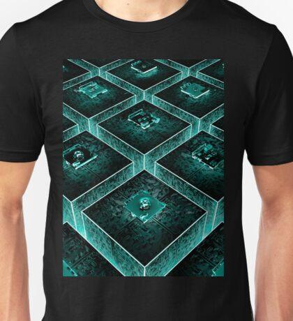 AzTECH Temple Unisex T-Shirt