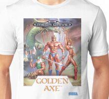 Sega Golden Axe Transparent  Unisex T-Shirt