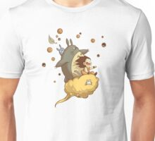 Totoro - Dragon Ball  Unisex T-Shirt