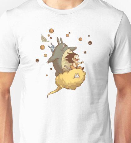 Totoro - Dragon Ball  Unisex T-Shirt
