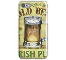 Irish Pub iPhone Case/Skin