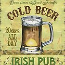 Irish Pub by Debbie DeWitt