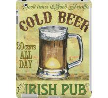 Irish Pub iPad Case/Skin