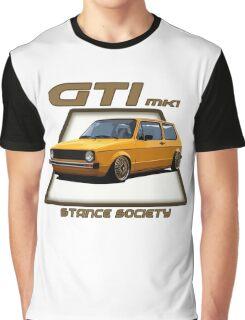GTI mk1 Graphic T-Shirt