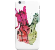 Two Fingers Sign iPhone Case/Skin