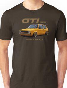 GTI mk1 - 2 Unisex T-Shirt