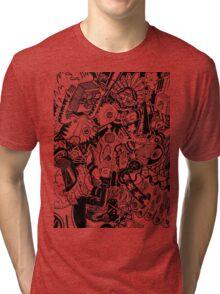 Cave Party Tri-blend T-Shirt