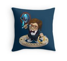 The Cospose - TUXTANIC Throw Pillow