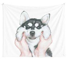 Husky Wall Tapestry