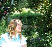 Alice & The Doctor III Sticker