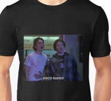 disco sucks! Unisex T-Shirt