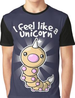 Like a unicorn Graphic T-Shirt