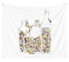Cats Wall Tapestry