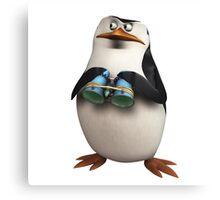 Penguin Madagascar 2 Canvas Print