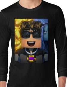 skydoesminecraft Long Sleeve T-Shirt