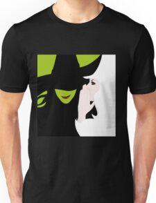 galinda and elphie Unisex T-Shirt