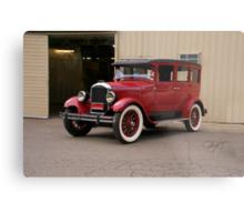 1927 Paige 8-85 Sedan Metal Print