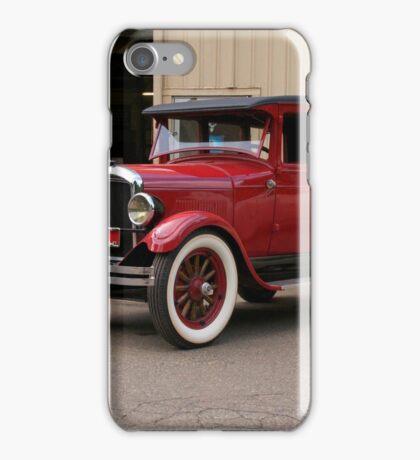 1927 Paige 8-85 Sedan iPhone Case/Skin