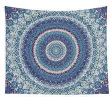 Mandala 20 Wall Tapestry