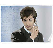 10 digital painting Poster