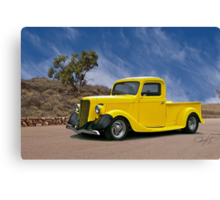 1936 Ford Pickup Canvas Print
