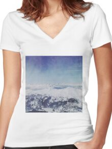 Tempest_ Women's Fitted V-Neck T-Shirt