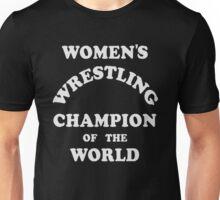 Andy Kaufman Wrestling Unisex T-Shirt