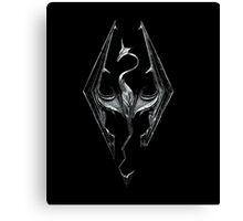 skrim dragon Canvas Print