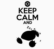 Keep Calm and Zzz Unisex T-Shirt