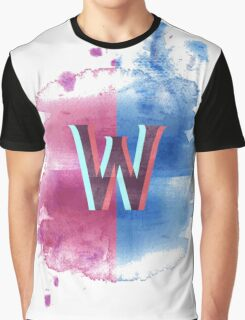 W - Two Worlds Graphic T-Shirt