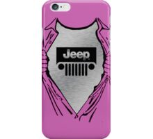 Jeep Style iPhone Case/Skin