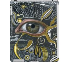 Eye in the sky. iPad Case/Skin