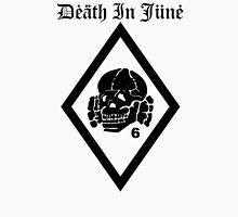Death in June Punk Rock Custom Khaki Army Green Men's Baseball ¾ T-Shirt
