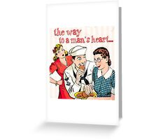 Retro Greeting Card