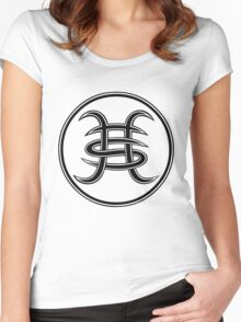 Heroes Del Silencio Rock Music Women's Fitted Scoop T-Shirt